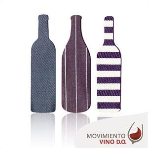 Una de las ilustraciones preseleccionadas para Concurso Ilustra el Manifiesto de Movimiento Vino D.O. 2017.