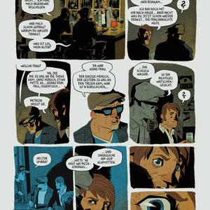 "Comicseite aus Comic ""Kopfsachen"", Carlsen Verlag 2017"