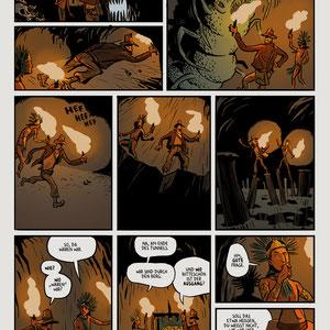 Abenteuer-Online-Comic - Titel: John R. Seller - Kunde: Ingram Micro