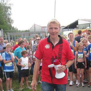 Chef-Organisator von Rorup und der Streiflichter Laufserie Christoph Peter