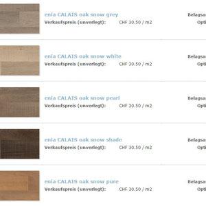 Bodenbelag enia CALAIS - erhältlich bei Kipferparkett