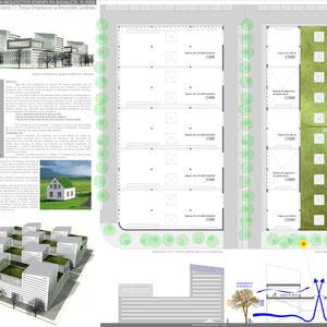 proyecto de Nave Industrial, Rodrigo Pérez Muñoz, Arquitecto