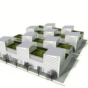 Concurso de arquitectura, Rodrigo Pérez Muñoz, Arquitecto.