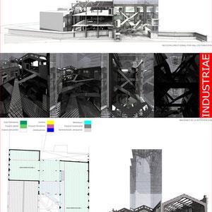 Concurso Intermediae, Rodrigo Pérez Muñoz, Arquitecto.