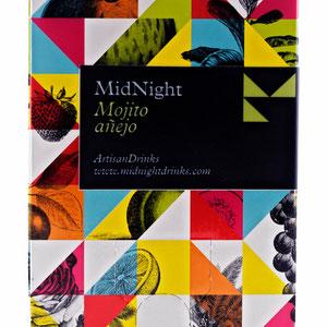 Licors Tir Midnight Mojito