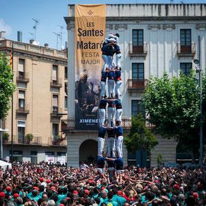 Les Santes 2013 Mataró