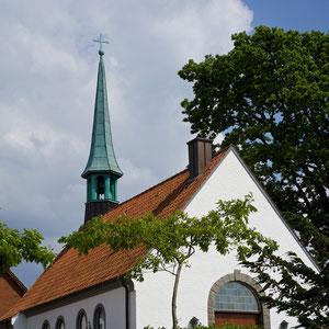 Maasholm kleine Kirche