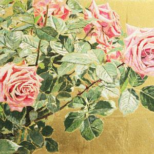 《薔薇》 24.2×33.3cm 2012