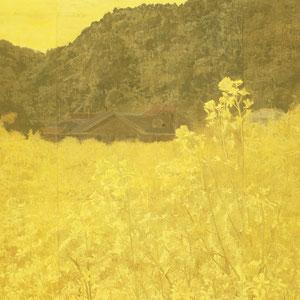 《郷の午後》 182×227cm 2008  /第40回日展