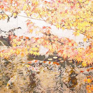 《Autumn》 162.1×225cm 2012  /第44回日展