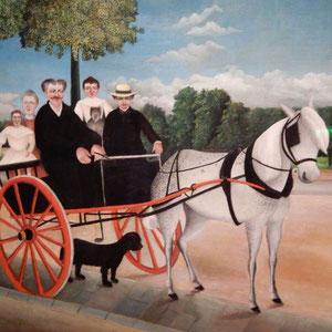 Orangerie - Henri Rousseau