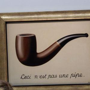 Magritte im Centre Pompidou