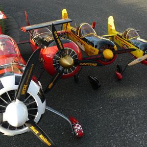 MTM Modelle mit DLA Motoren ausgerüstet