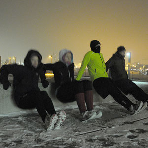 early birds dockfit fitness bootcamp Altona Hamburg