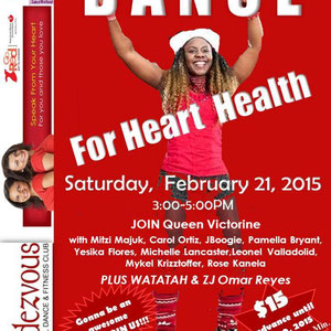 Dance for Heart Health 3rd Annual Fundraiser
