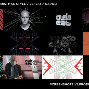 SCREENSHOTS VIDEOLOOPS NAPOLI EVENT elimaginario