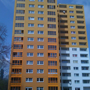 ERLANGEN – Apartment buildings – 27.400 qm