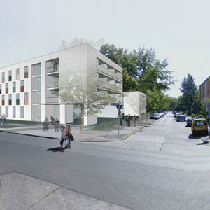 BERLIN – Plot for a student residence – 9.000 qm