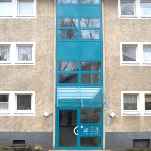 HELMSTEDT – Apartment buildings –  136.358 qm
