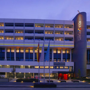 MUNICH – Four Points by Sheraton Olympiapark – 105 Rooms