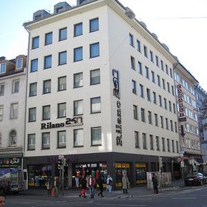 MÜNCHEN – Hotel Rilano – 2.000 qm