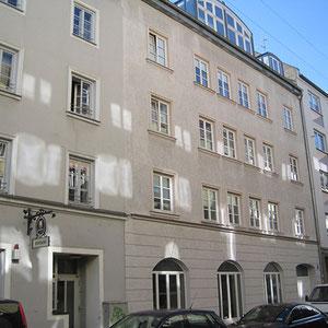 MÜNCHEN – Mehrfamilienhaus Schwanthalerstraße – 658 qm