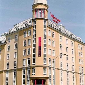 WIEN – Hotel Mercure – 11.300 qm