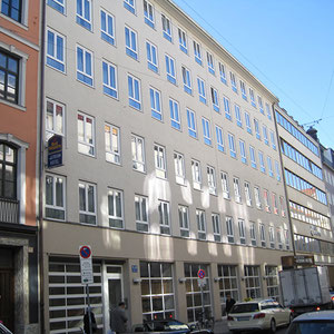 MÜNCHEN – Hotel Atrium – 5.000 qm