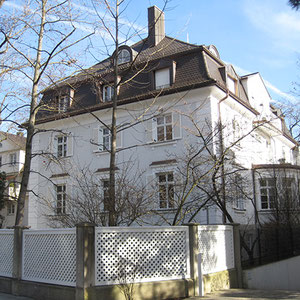 MUNICH – Villa, Maria-Theresia-Street – 1.100 qm