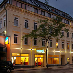 WIEN – Wombat´s Hostel at the Naschmarkt – 500 Beds