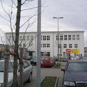 AUGSBURG – Commercial center / Bauhaus-Speciality market – 11.945 qm