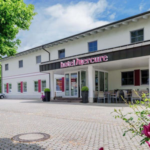INGOLSTADT - 4 Sterne Hotel Mercure - 71 Rooms - 1.028 m²