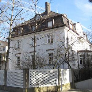 MÜNCHEN – Villa, Maria-Theresia-Str. – 1.100 qm