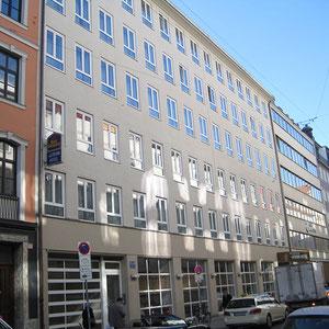 MUNICH – Hotel Atrium – 5.000 qm