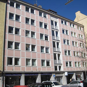 MUNICH – Apartment building – Augustenstreet – 1.600 qm