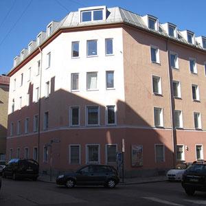 MÜNCHEN – Mehrfamilienhaus, Kazmaierstraße – 1.262 qm