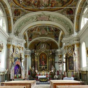 Pfarrkirche zu Kiens - bezaubernde Schönheit- älteste Pfarrkirche im Pustertal