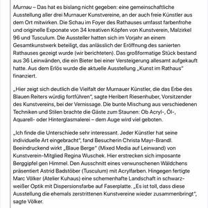 Münchner Merkur, 13.11.2019