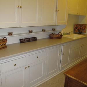 A Homey, Organized Pantry
