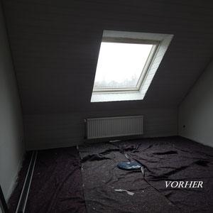 Home Staging Johannsen Kinderzimmer vorher