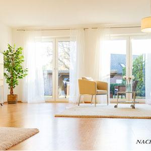Home Staging  Johannsen Kiel Bad-Segeberg Schleswig-Holstein Raumgestaltung Wohnzimmer