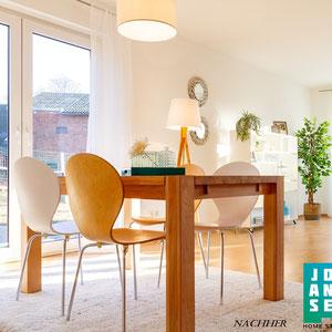 Home Staging  Johannsen Kiel Bad-Segeberg Schleswig-Holstein Raumgestaltung Essecke