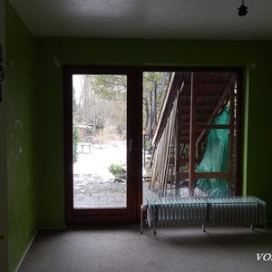 Home Staging Johannsen Souterrain mit Sauna vorher