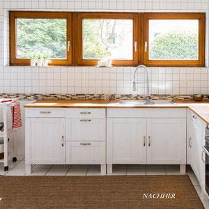 Home Staging Johannsen Küche nachher