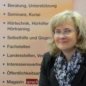 Mag. Brigitte Slamanig (Forum besser HÖREN - Schwerhörigenzentrum Kärnten)