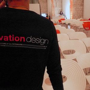 ADC X SAGUEZ&PARTNERS > mise en scène de la journée innovation & design