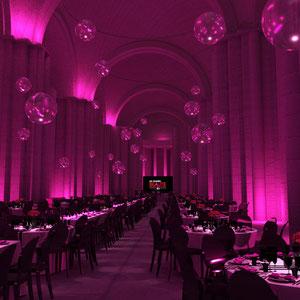 SEPHORA X LEVER DE RIDEAU > soirée premium thème bubble