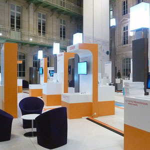 expo SNCF digital infra - espace métier