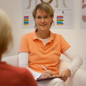 Patientengespräch in der Naturheilpraxis