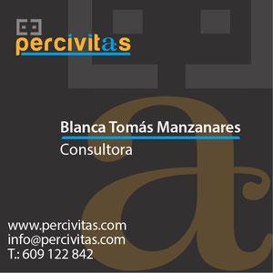 Tarjeta Corporativa Percivitas Consultora